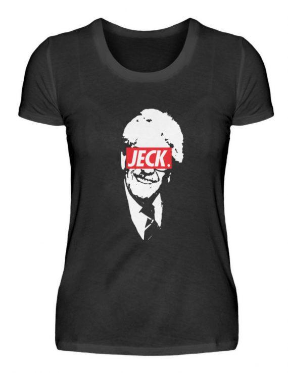 Jeck Damen T-Shirt - Damenshirt-16