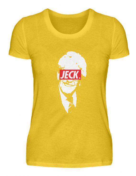 Jeck Damen T-Shirt - Damenshirt-3201