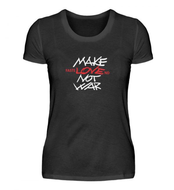 FasteLOVEnd Damen T-Shirt - Damenshirt-16