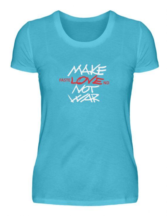 FasteLOVEnd Damen T-Shirt - Damenshirt-2462