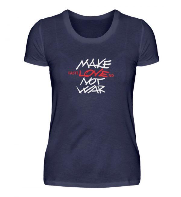 FasteLOVEnd Damen T-Shirt - Damenshirt-198