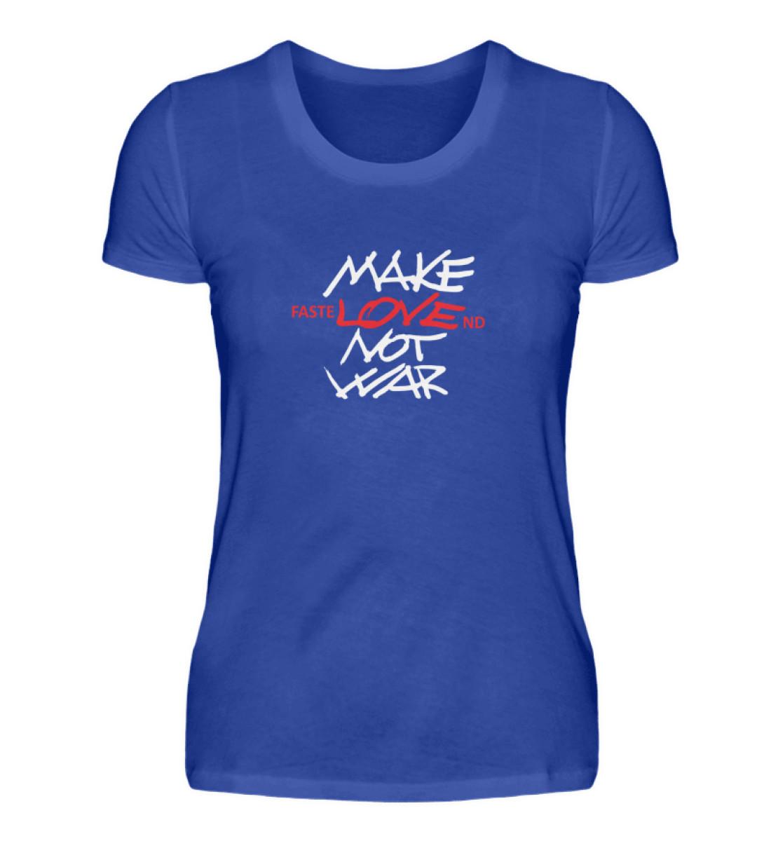 FasteLOVEnd Damen T-Shirt - Damenshirt-2496