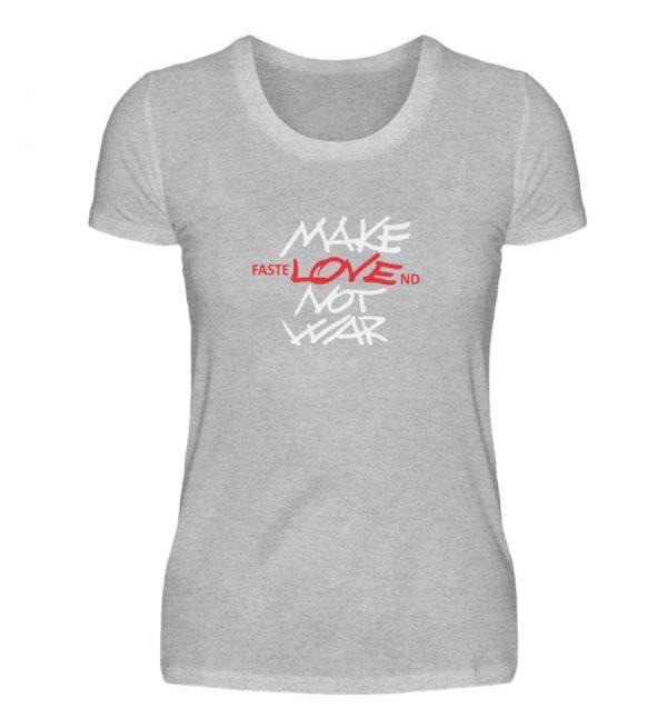 FasteLOVEnd Damen T-Shirt - Damenshirt-17
