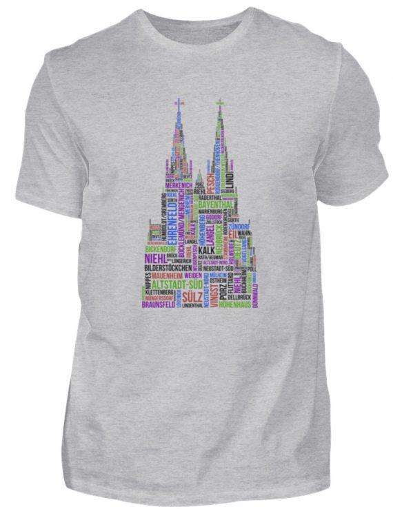 86 Veedel bunt T-Shirt - Herren - Herren Shirt-17