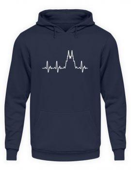Herz für Köln T-Shirt - Hoodie - Unisex Kapuzenpullover Hoodie-1698