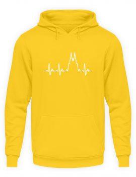 Herz für Köln T-Shirt - Hoodie - Unisex Kapuzenpullover Hoodie-1774