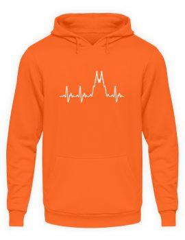 Herz für Köln T-Shirt - Hoodie - Unisex Kapuzenpullover Hoodie-1692