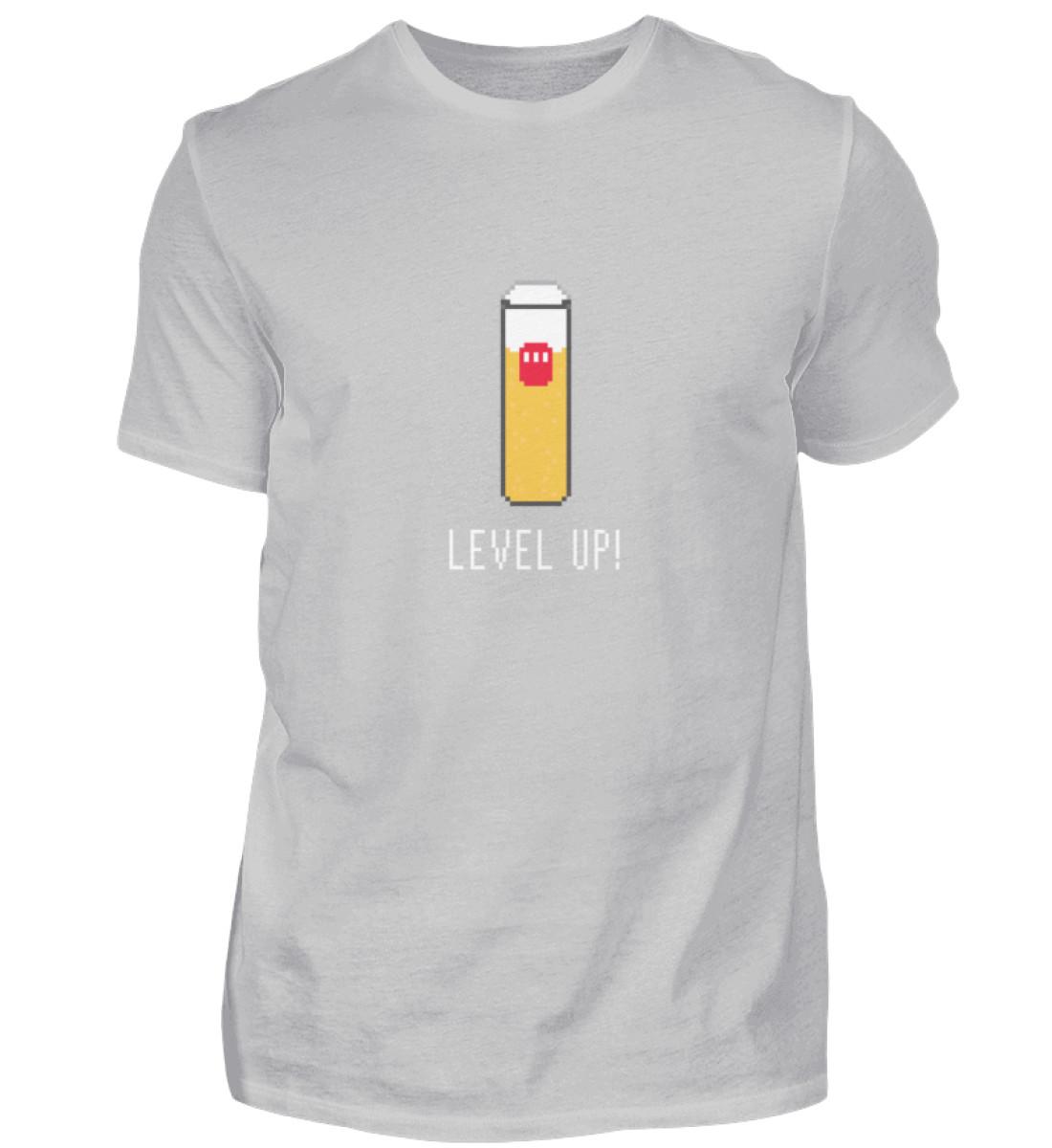 Level up T-Shirt - Herren Shirt-1157
