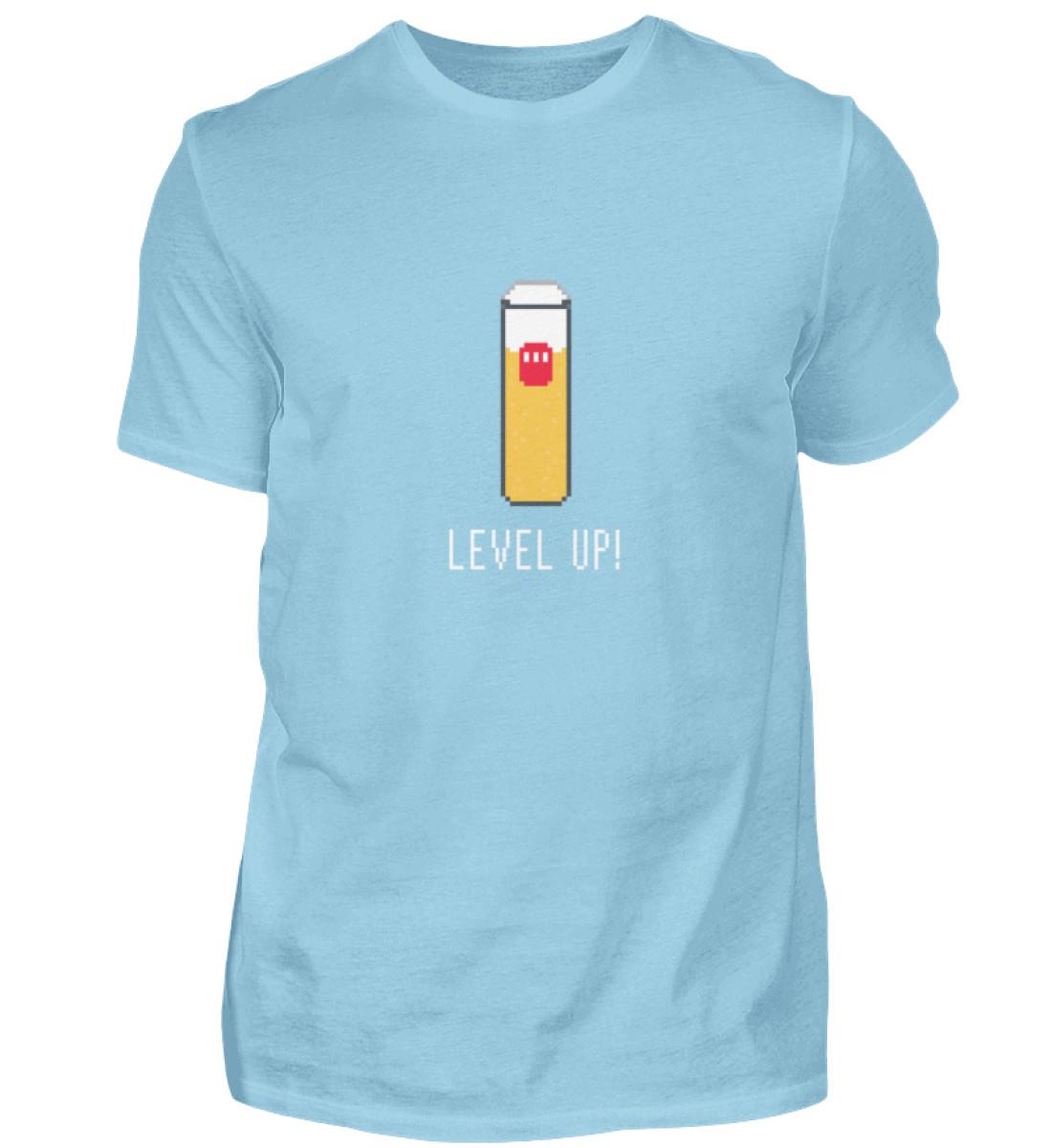 Level up T-Shirt - Herren Shirt-674