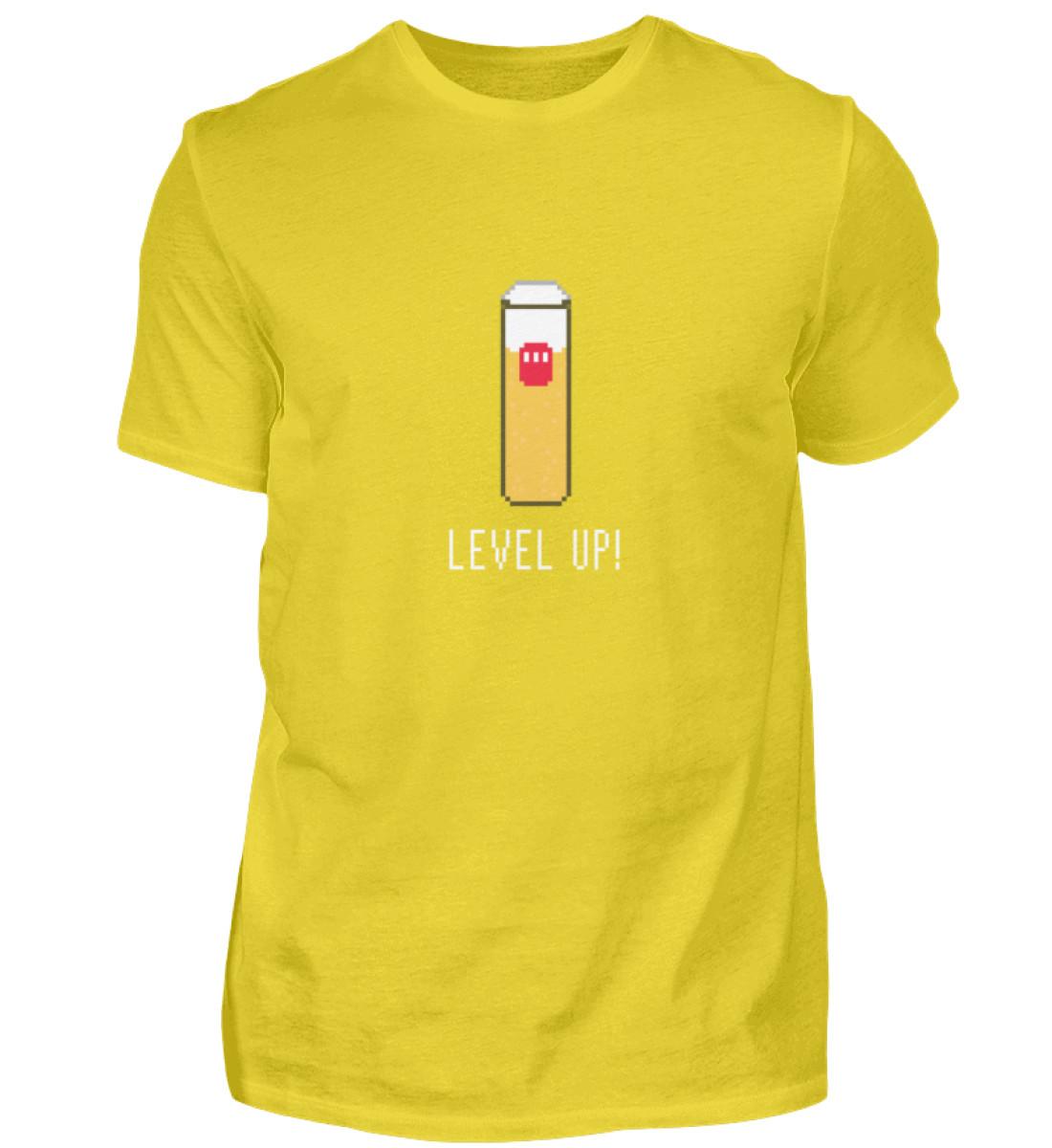 Level up T-Shirt - Herren Shirt-1102