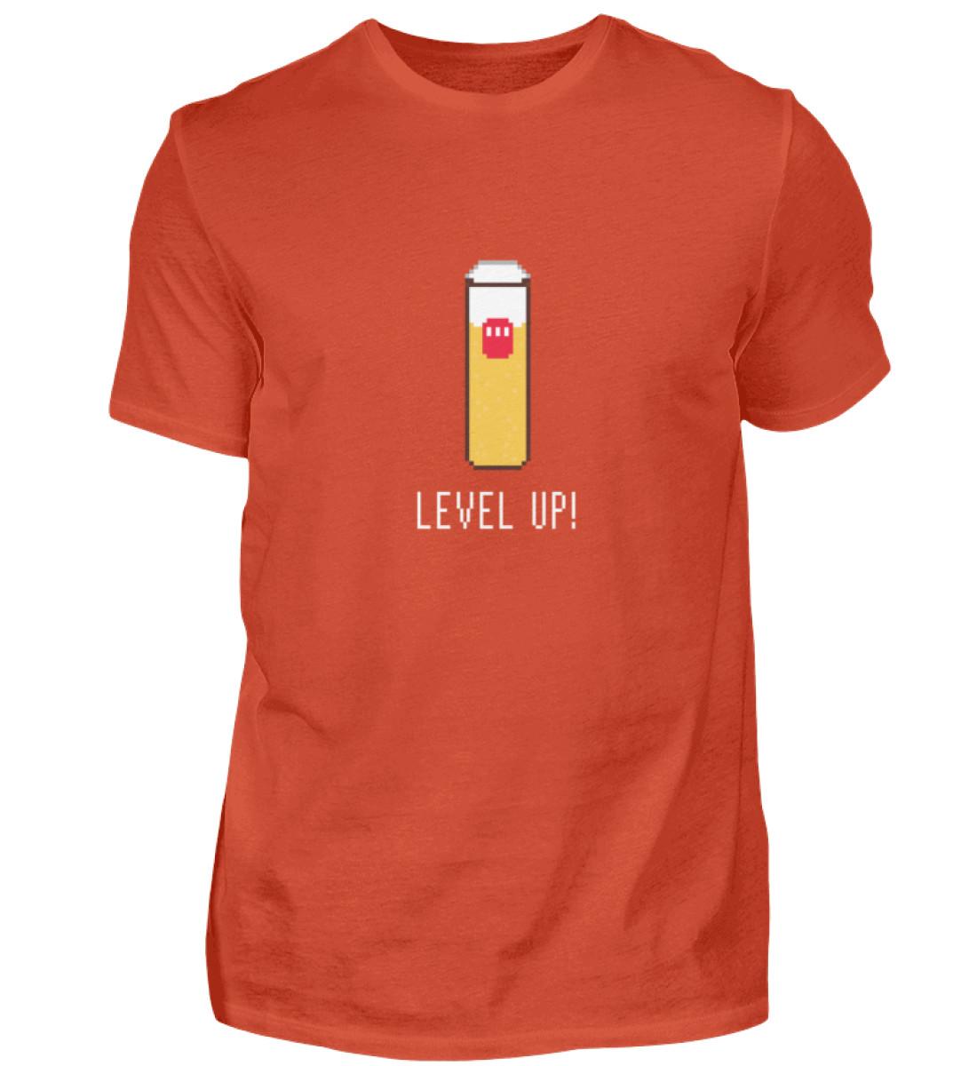Level up T-Shirt - Herren Shirt-1236