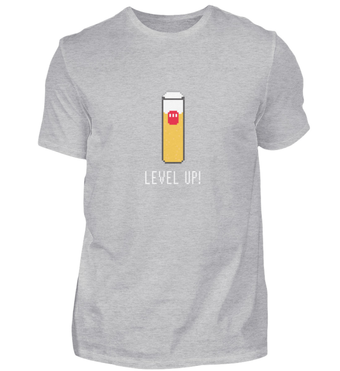 Level up T-Shirt - Herren Shirt-17
