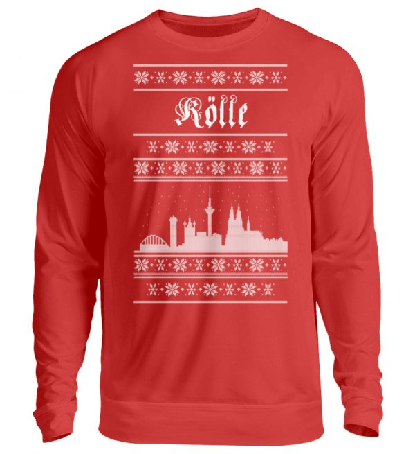 Kölle Ugly Christmas Sweater - Unisex Pullover-1565