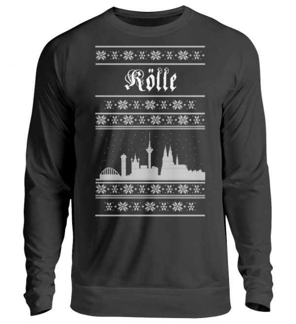 Kölle Ugly Christmas Sweater - Unisex Pullover-1624