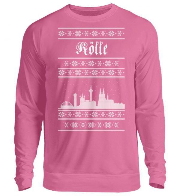 Kölle Ugly Christmas Sweater - Unisex Pullover-1521