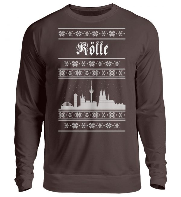 Kölle Ugly Christmas Sweater - Unisex Pullover-1604