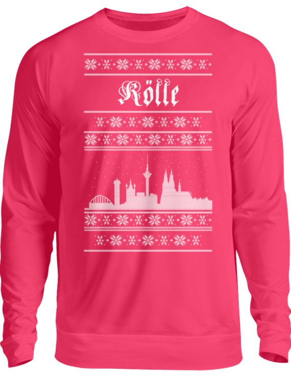 Kölle Ugly Christmas Sweater - Unisex Pullover-1610