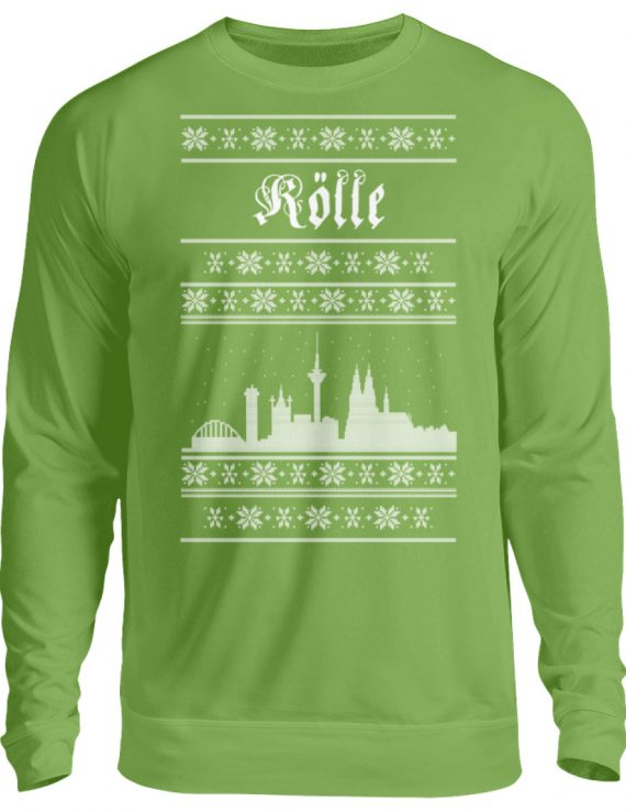 Kölle Ugly Christmas Sweater - Unisex Pullover-1646