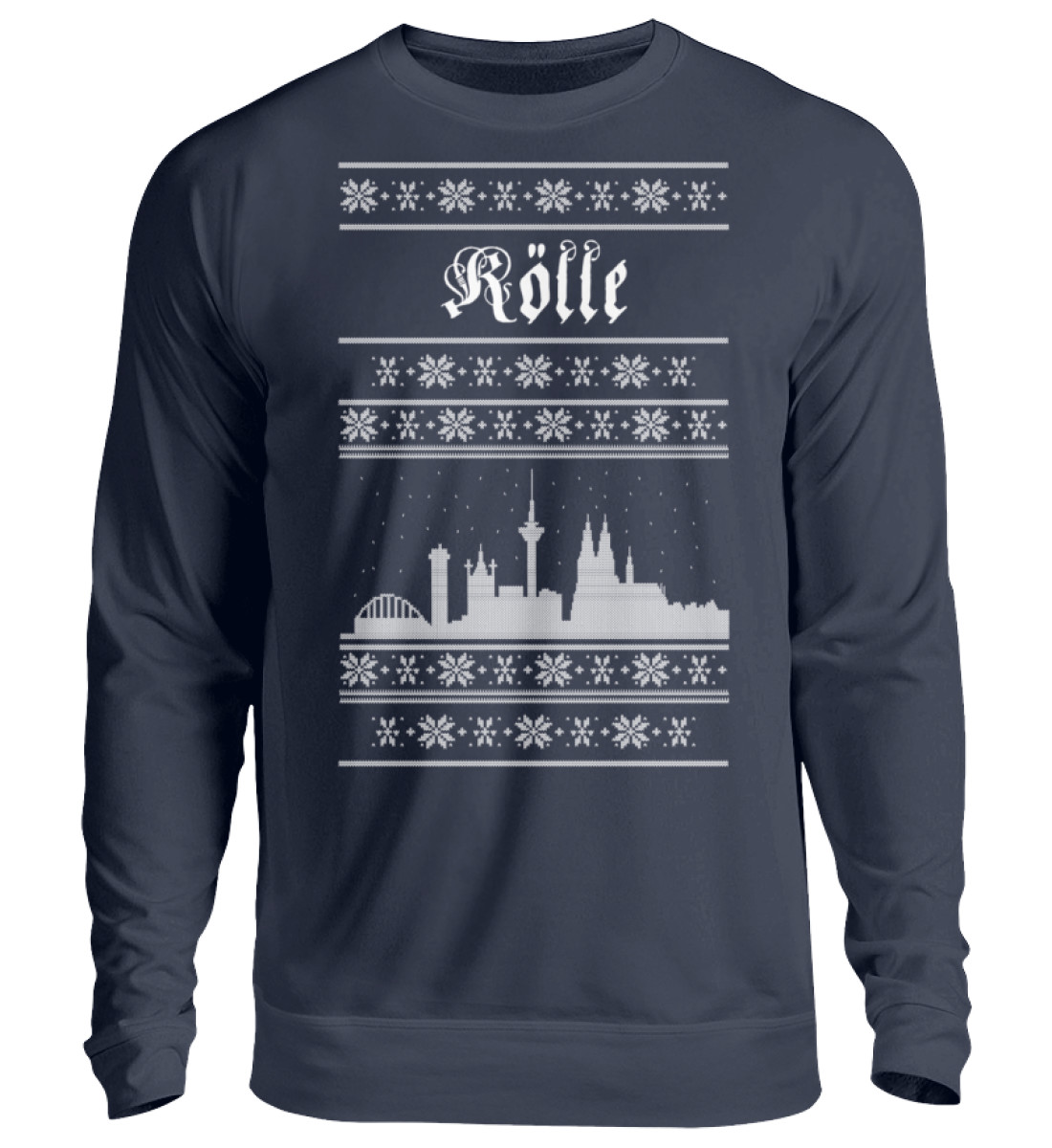 Kölle Ugly Christmas Sweater - Unisex Pullover-1698