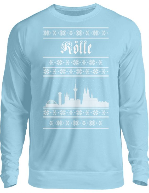 Kölle Ugly Christmas Sweater - Unisex Pullover-674