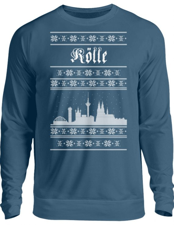 Kölle Ugly Christmas Sweater - Unisex Pullover-1461
