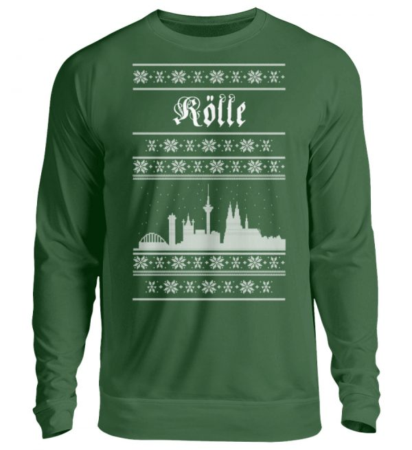 Kölle Ugly Christmas Sweater - Unisex Pullover-833