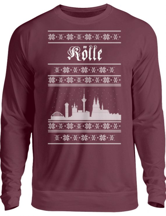 Kölle Ugly Christmas Sweater - Unisex Pullover-839