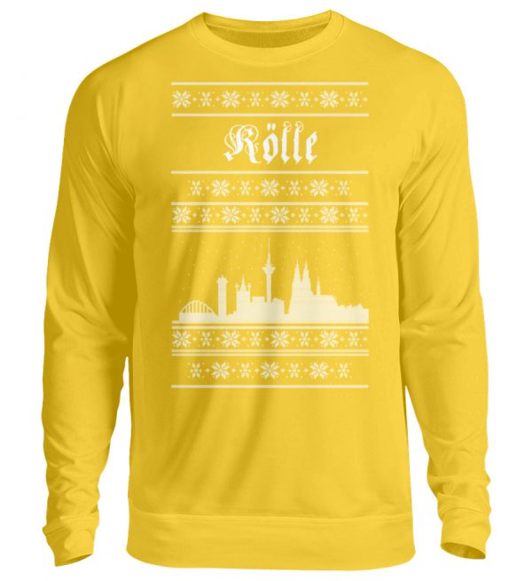 Kölle Ugly Christmas Sweater - Unisex Pullover-1774