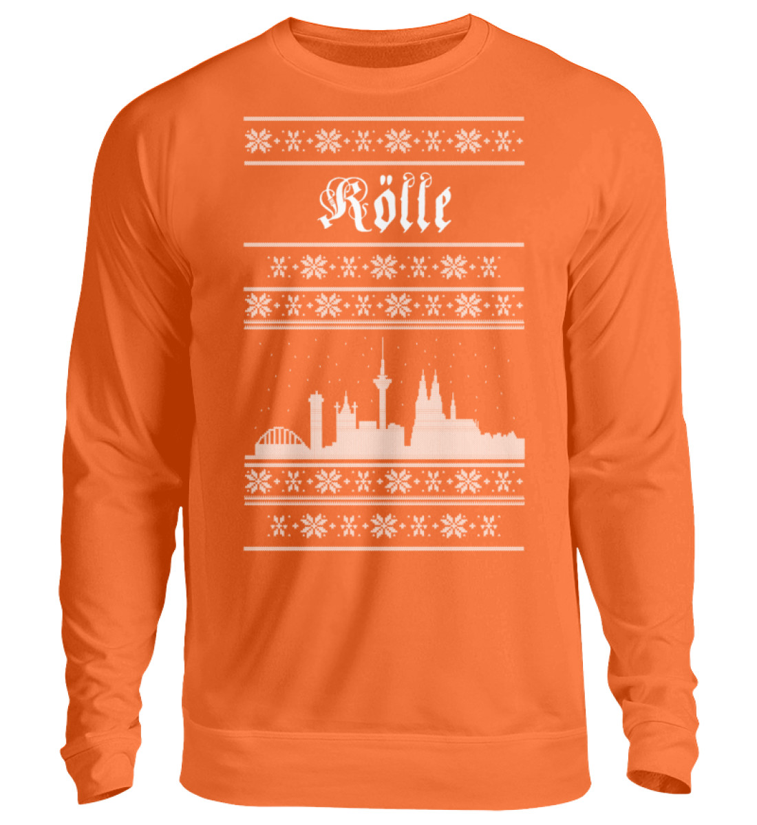 Kölle Ugly Christmas Sweater - Unisex Pullover-1692