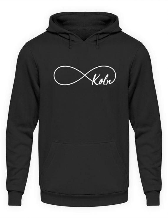 Für immer Köln T-Shirt - Hoodie - Unisex Kapuzenpullover Hoodie-1624