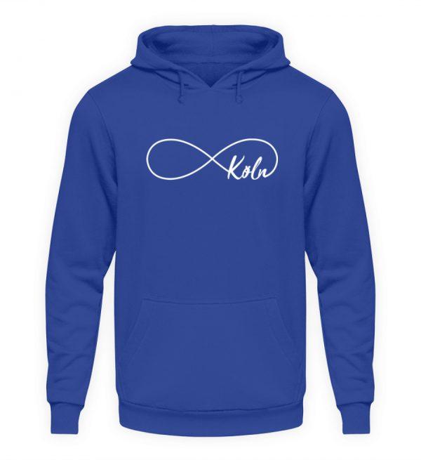 Für immer Köln T-Shirt - Hoodie - Unisex Kapuzenpullover Hoodie-668