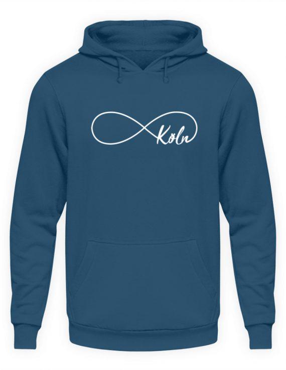 Für immer Köln T-Shirt - Hoodie - Unisex Kapuzenpullover Hoodie-1461