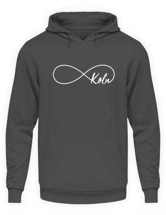 Für immer Köln T-Shirt - Hoodie - Unisex Kapuzenpullover Hoodie-1762