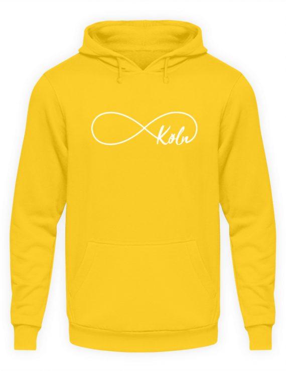 Für immer Köln T-Shirt - Hoodie - Unisex Kapuzenpullover Hoodie-1774