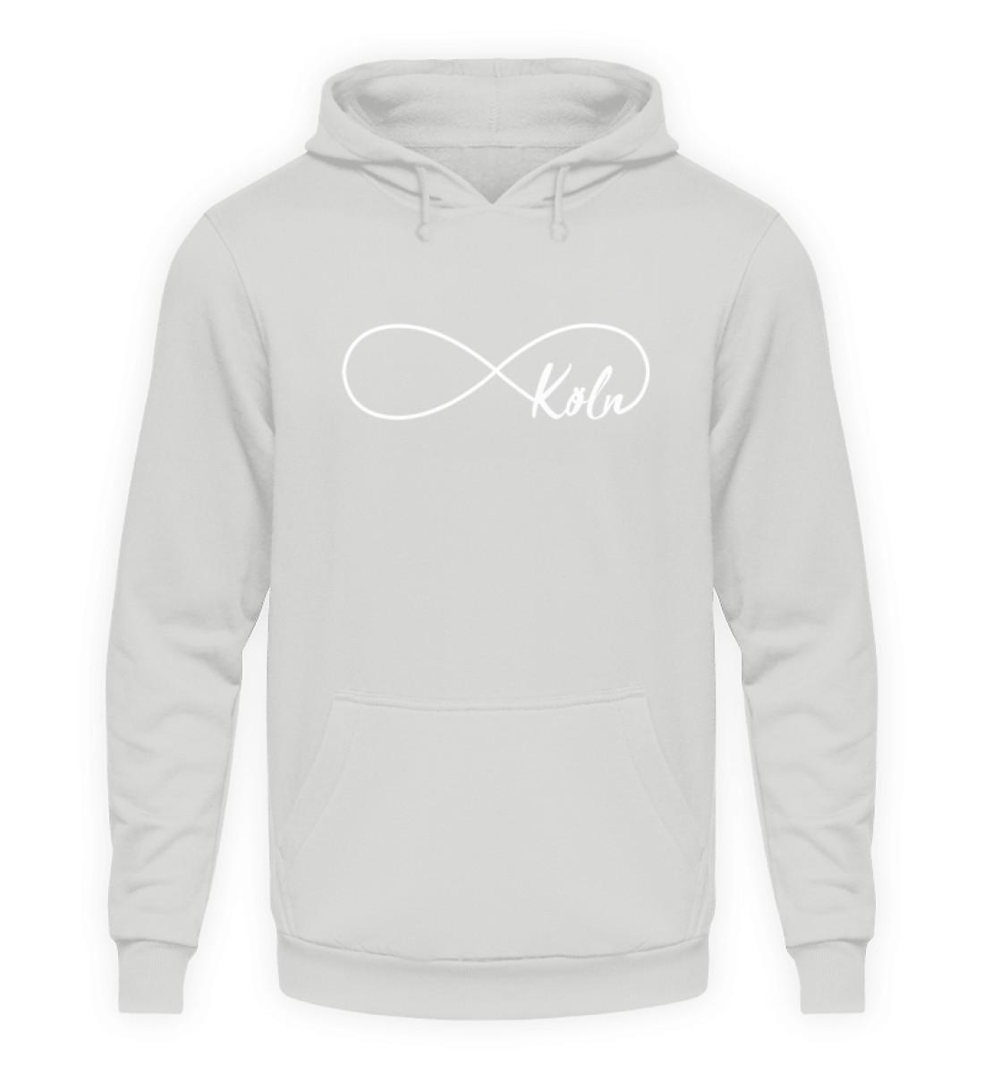 Für immer Köln T-Shirt - Hoodie - Unisex Kapuzenpullover Hoodie-23