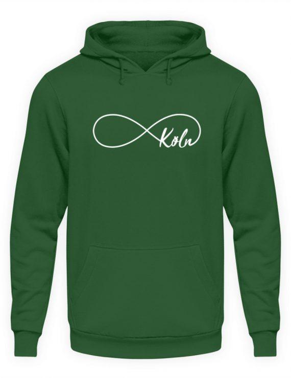 Für immer Köln T-Shirt - Hoodie - Unisex Kapuzenpullover Hoodie-833