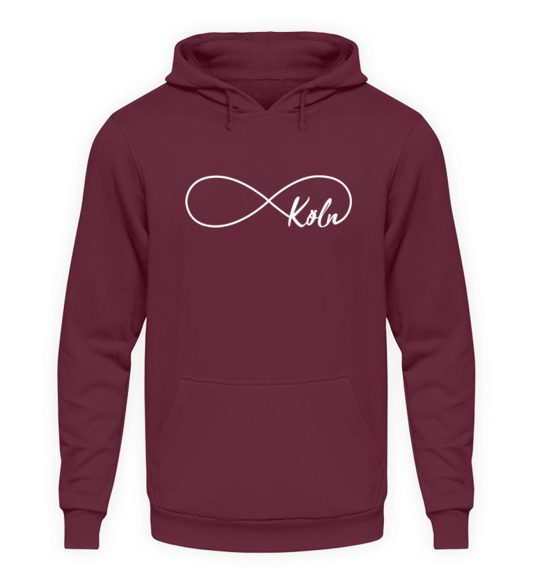 Für immer Köln T-Shirt - Hoodie - Unisex Kapuzenpullover Hoodie-839