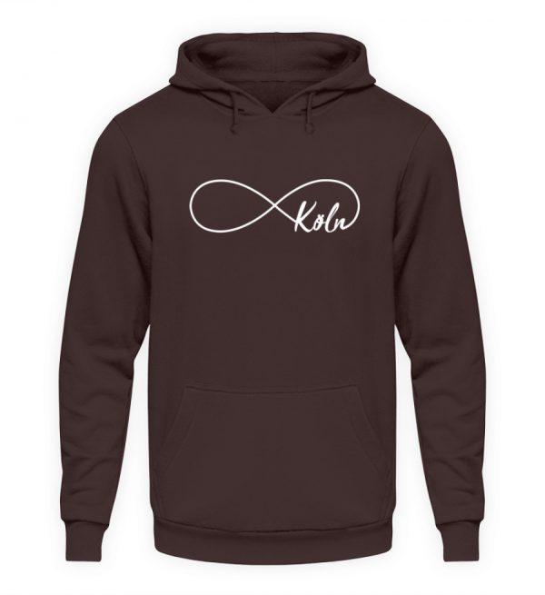 Für immer Köln T-Shirt - Hoodie - Unisex Kapuzenpullover Hoodie-1604