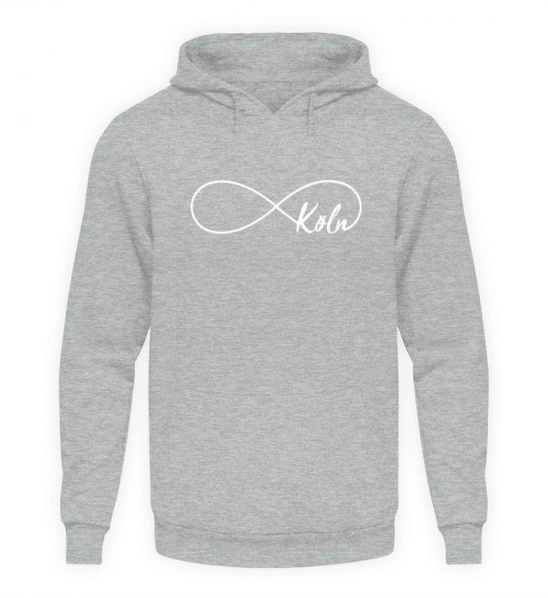 Für immer Köln T-Shirt - Hoodie - Unisex Kapuzenpullover Hoodie-6807