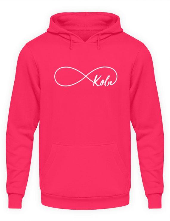 Für immer Köln T-Shirt - Hoodie - Unisex Kapuzenpullover Hoodie-1610