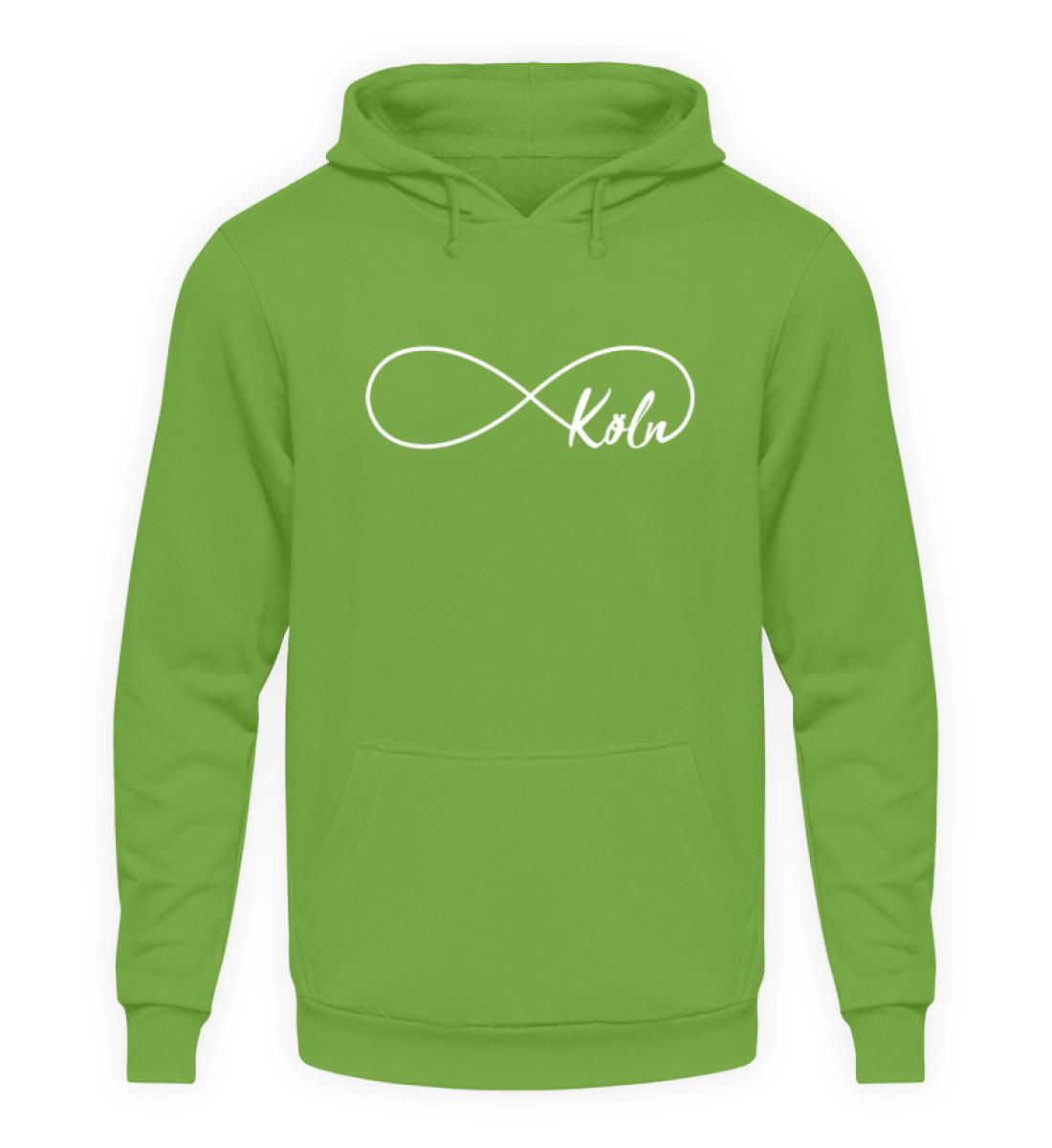 Für immer Köln T-Shirt - Hoodie - Unisex Kapuzenpullover Hoodie-1646
