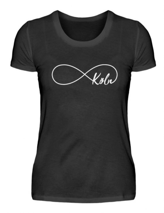 Für immer Köln T-Shirt - Damen - Damenshirt-16