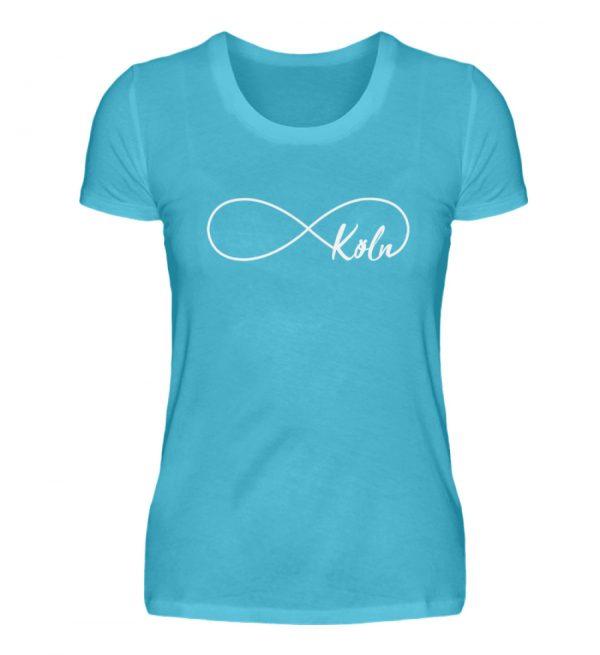 Für immer Köln T-Shirt - Damen - Damenshirt-2462