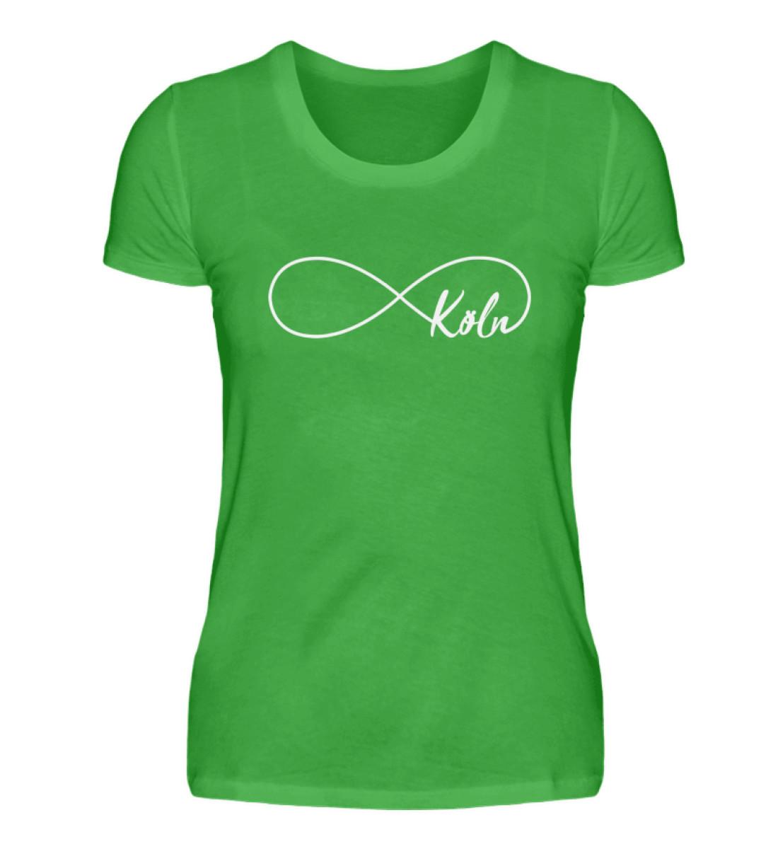 Für immer Köln T-Shirt - Damen - Damenshirt-2468