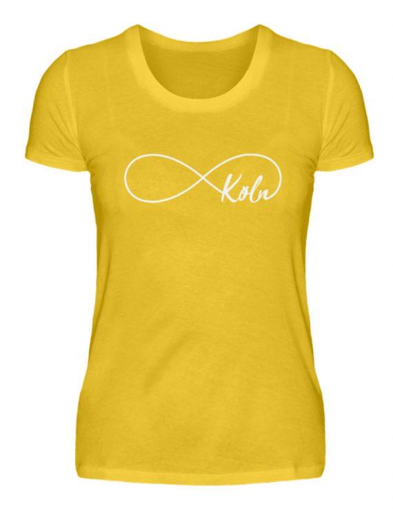 Für immer Köln T-Shirt - Damen - Damenshirt-3201
