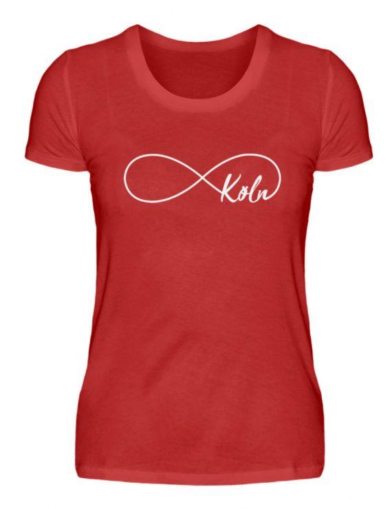Für immer Köln T-Shirt - Damen - Damenshirt-4