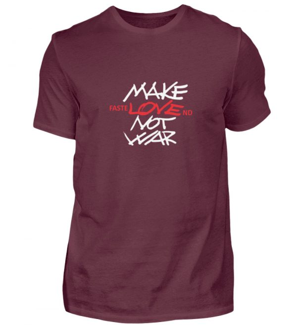 FasteLOVEnd Herren T-Shirt - Herren Shirt-839