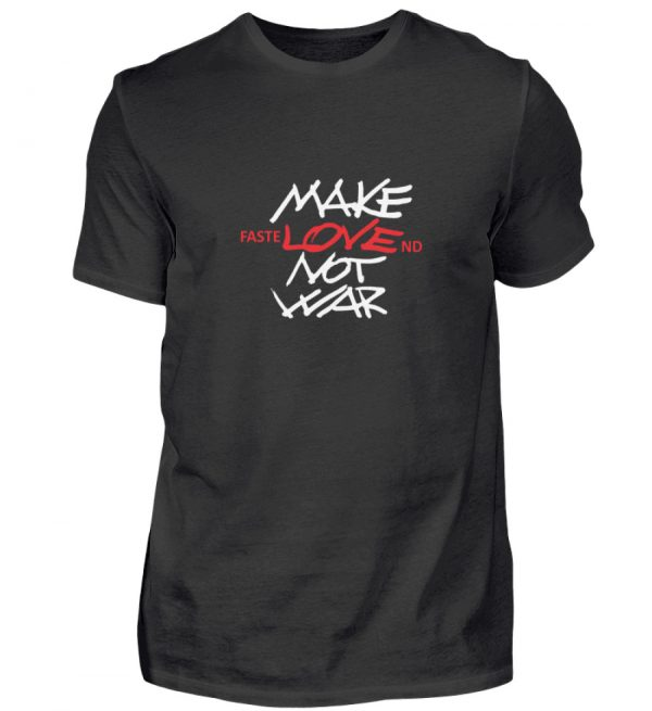 FasteLOVEnd Herren T-Shirt - Herren Shirt-16