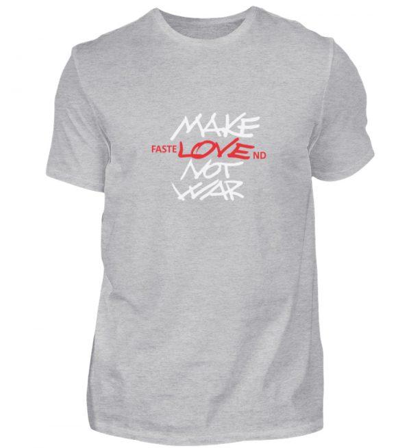 FasteLOVEnd Herren T-Shirt - Herren Shirt-17