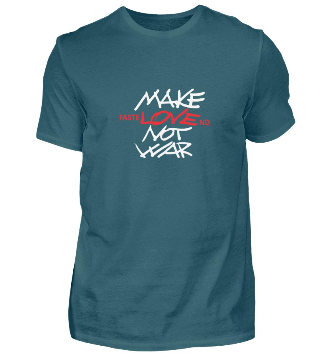 FasteLOVEnd Herren T-Shirt - Herren Shirt-1096